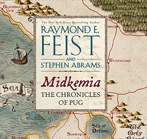 9780007536115: Midkemia: The Chronicles of Pug (The Riftwar Series)
