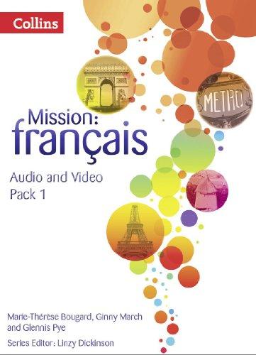 9780007536504: Mission: français ? AUDIO VIDEO PACK 1 (Mission: Francais)