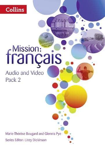 9780007536511: Mission: Francais - Audio Video Pack 2