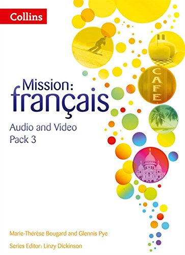 9780007536528: AUDIO VIDEO PACK 3 (Mission: francais)