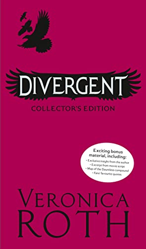 9780007536719: Divergent Collector's edition (Divergent, Book 1)