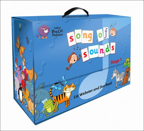 9780007537372: Song of Sounds: Reception Pack (Stage 1) (Collins Big Cat Phonics)