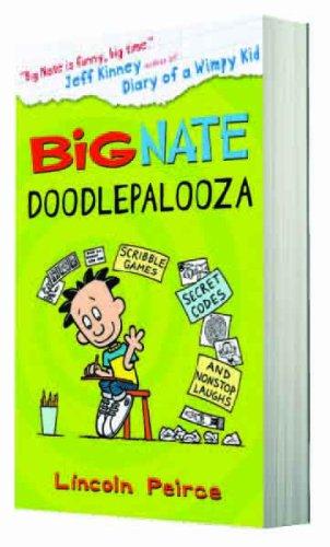 9780007537457: Big Nate: Doodlepalooza