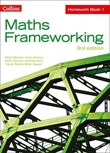 9780007537631: Maths Frameworking - Homework Book 1