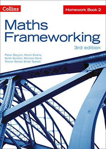 9780007537648: Maths Frameworking - Homework Book 2