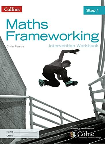 9780007537662: Step 1 Intervention Workbook (Maths Frameworking)