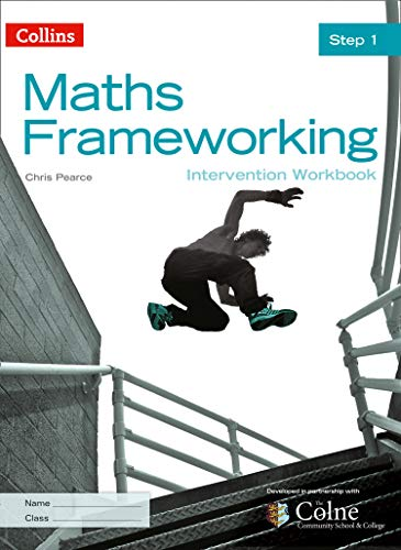 9780007537662: Step 1 Intervention Workbook (Maths Frameworking)