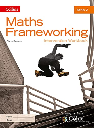 9780007537679: Maths Frameworking - Step 2 Intervention Workbook