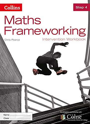 9780007537693: Maths Frameworking — Step 4 Intervention Workbook [Third Edition]