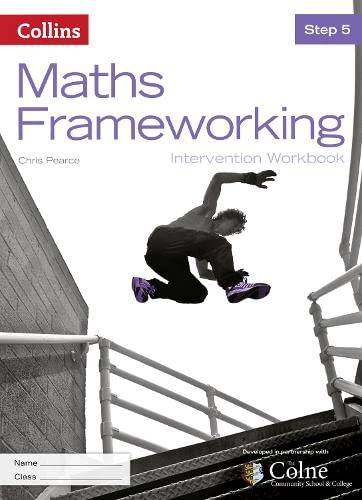 9780007537709: Maths Frameworking — Step 5 Intervention Workbook [Third Edition]