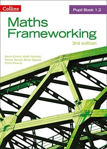 9780007537723: Maths Frameworking - Pupil Book 1.2