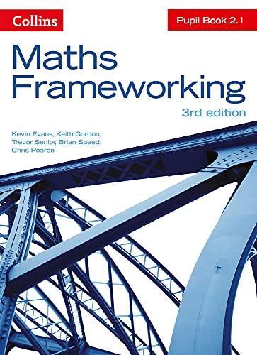 9780007537747: KS3 Maths Pupil Book 2.1 (Maths Frameworking)