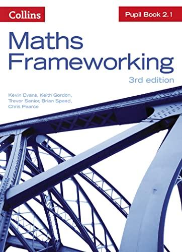 9780007537747: Maths Frameworking ― Pupil Book 2.1 [Third Edition]