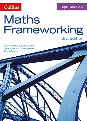 9780007537754: KS3 Maths Pupil Book 2.2 (Maths Frameworking)