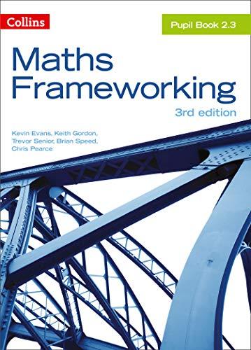 9780007537761: KS3 Maths Pupil Book 2.3 (Maths Frameworking)