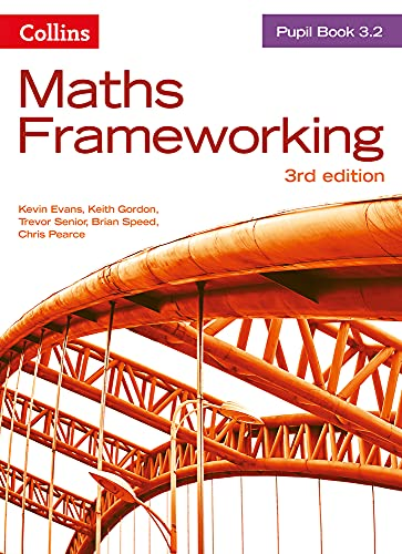 9780007537785: KS3 Maths Pupil Book 3.2 (Maths Frameworking)