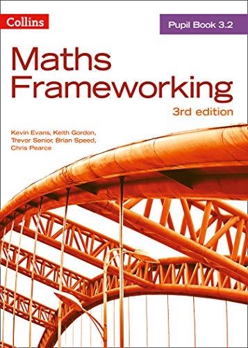 9780007537785: Maths Frameworking ? Pupil Book 3.2 [Third Edition]