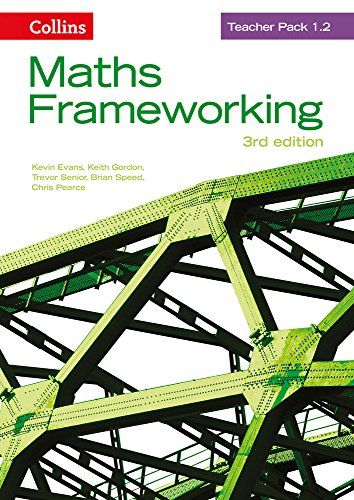 9780007537822: Maths Frameworking - Teacher Pack 1.2