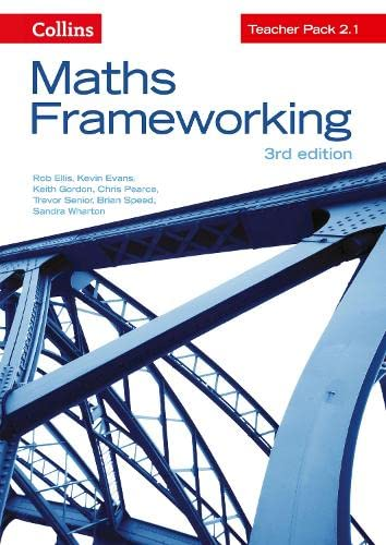 9780007537846: Maths Frameworking - Teacher Pack 2.1