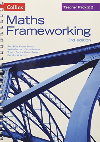 9780007537853: Maths Frameworking � Teacher Pack 2.2 [Third Edition]