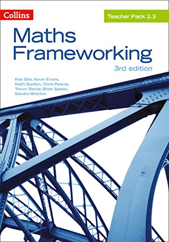 9780007537860: Maths Frameworking - Teacher Pack 2.3