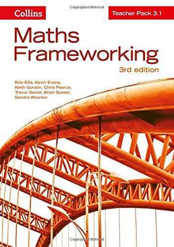 9780007537877: Maths Frameworking - Teacher Pack 3.1