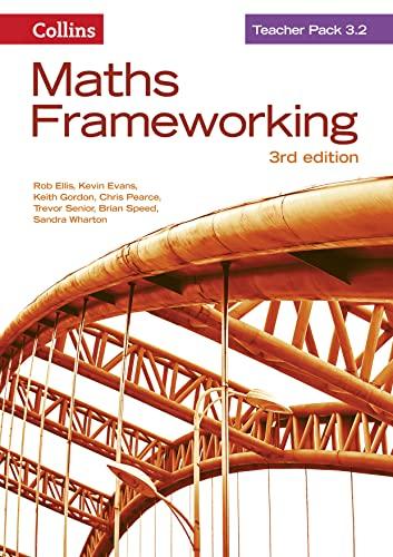 9780007537884: Maths Frameworking — Teacher Pack 3.2 [Third Edition]
