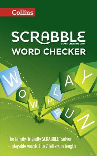 9780007537945: Collins Scrabble Dictionary and Word Checker