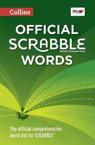 9780007537976: Collins Official Scrabble Words