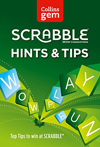 9780007538003: Scrabble Hints and Tips (Collins Gem)
