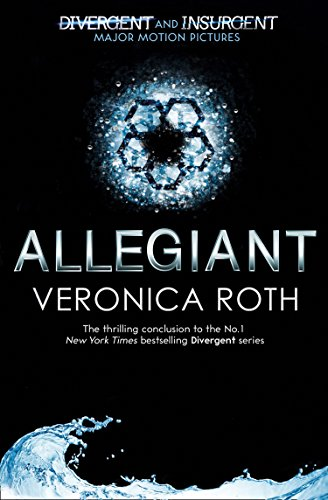 9780007538027: Allegiant. Divergent Trilogy 3 - Adult Edition