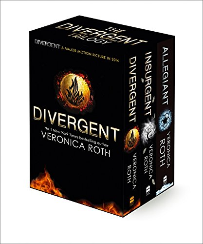 9780007538034: Divergent Trilogy boxed Set (books 1-3) (Divergent Trilogy)