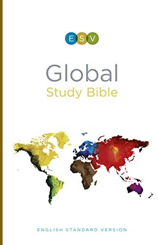 9780007538133: ESV Global Study Bible