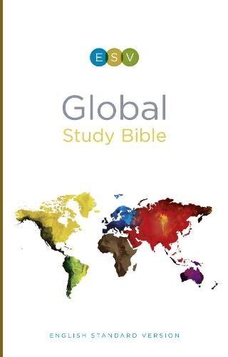 9780007538140: ESV Global Study Bible