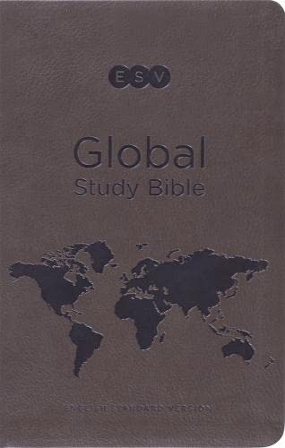 9780007538157: ESV Global Study Bible (Trutone)