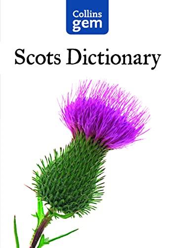 9780007538454: Collins Gem Scots Dictionary