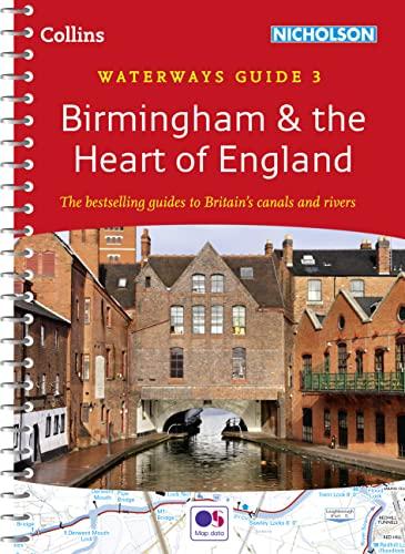 9780007538997: Birmingham & the Heart of England (Collins Nicholson Waterways Guides)