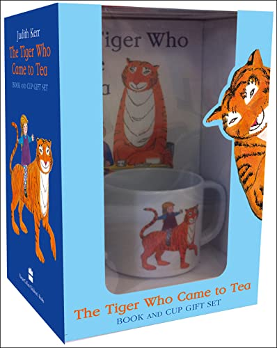 9780007539512: The Tiger Who Came to Tea Book and Cup Gift Set