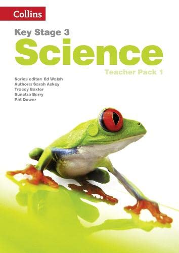 9780007540204: Key Stage 3 Science - Teacher Pack 1