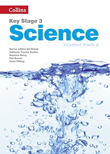 9780007540228: Key Stage 3 Science - Teacher Pack 2 (Collins Key Stage 3 Science)