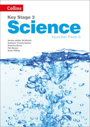 9780007540228: Key Stage 3 Science - Teacher Pack 2 (Collins Key Stage 3 Science)