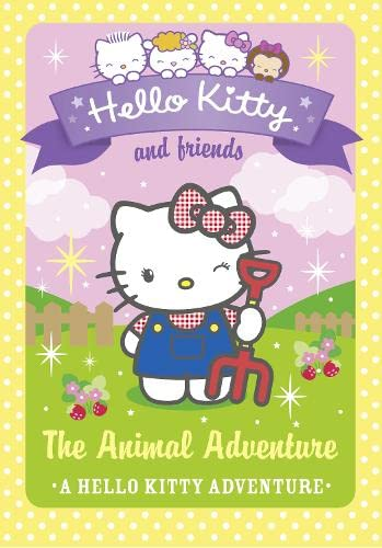 9780007540679: The Animal Adventure (Hello Kitty and Friends, Book 12)