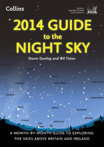 9780007540747: 2014 Guide to the Night Sky