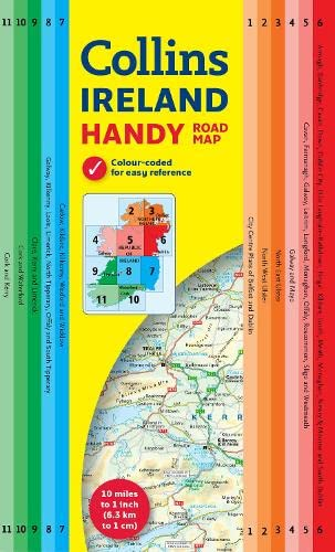 Handy Map Ireland: Collins Maps
