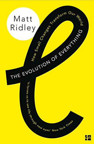 9780007542475: The Evolution Of Everything. How Ideas Emerge