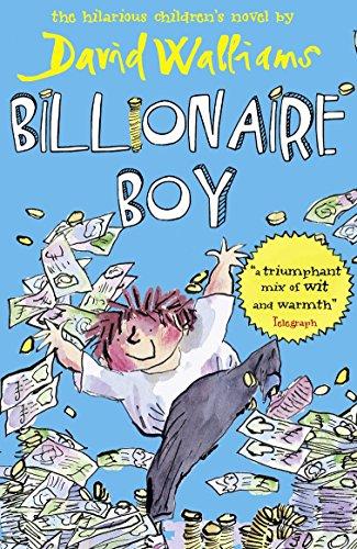 9780007542987: Billionaire Boy