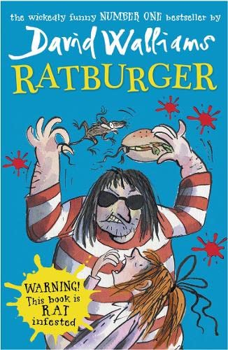 9780007543007: Ratburger