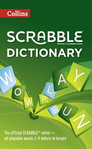 9780007543120: Collins Scrabble Dictionary