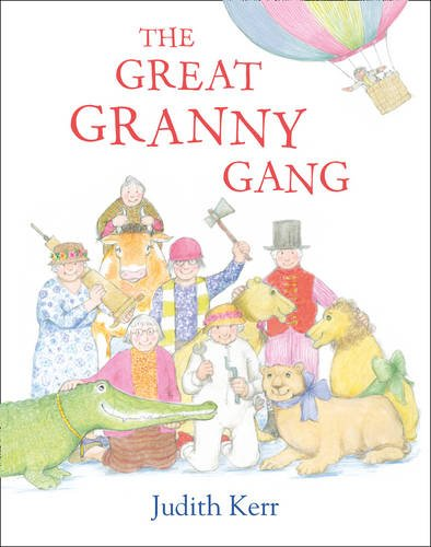 9780007543755: The Great Granny Gang (Book & CD)