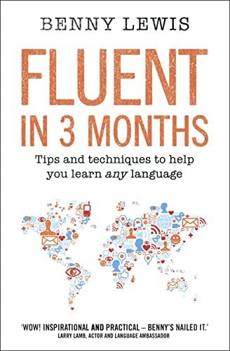 9780007543922: Fluent in 3 Months